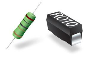 10 pieces Current Sense Resistors SMD 2watts 1mohms 1/% 150ppm