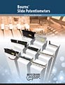 Bourns® Slide Potentiometer Short Form Brochure